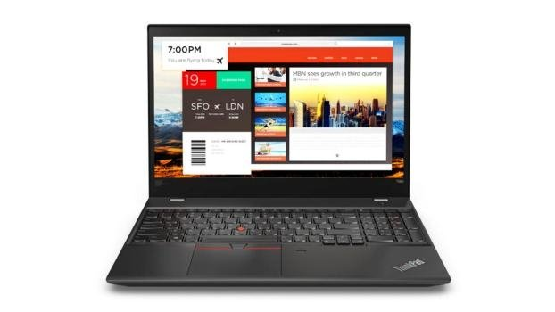 Notebook Lenovo ThinkPad T580 Intel Core